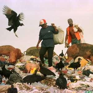 Como nascem os lixões no Brasil