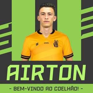 América-MG contrata goleiro para a Série B do Brasileiro