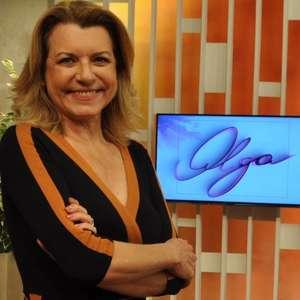 Volto à RedeTV! mais conectada com o mundo, diz Olga