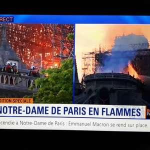Em Paris, o dia em que me vi no centro da notícia