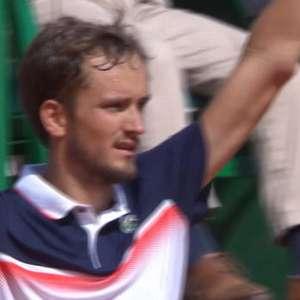 ATP Monte-Carlo Masters: Medvedev vence Djokovic (6-3, ...