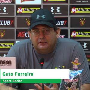 SPORT RECIFE: Guto Ferreira sobre proposta para Hernane: ...