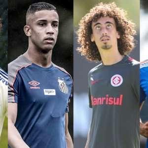 Veja os reforços confirmados pelos clubes para o Brasileirão