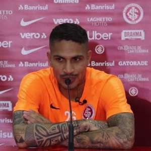 """INTERNACIONAL: Guerrero: """"Estou me entendendo bem com o ..."""