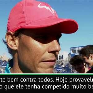 TÊNIS: ATP Barcelona: Nadal, após vitória contra Mayer: ...