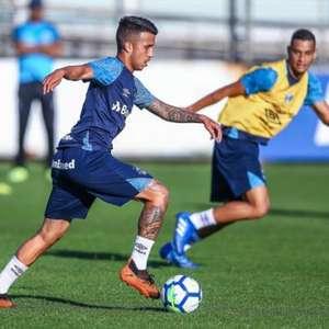 Matheus Henrique destaca a confiança do Grêmio em ...