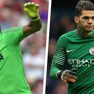 Alisson x Ederson: disputa na Premier League esquenta ...