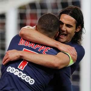 Sem Neymar, PSG goleia por 4 a 0 no Campeonato Francês