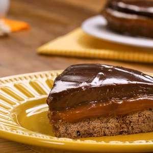 Torta twix simples