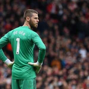 De Gea recusa renovação com United e visa acerto com ...