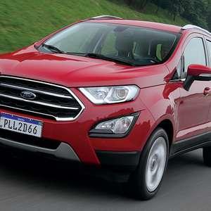 Brasileiro Ford EcoSport é o SUV mais vendido na Argentina