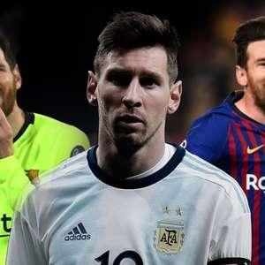Messi chega para a Copa América com a certeza da solidão ...