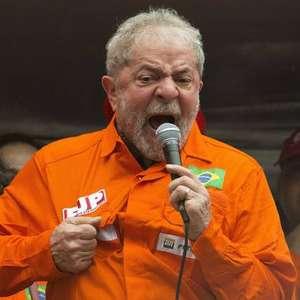 Lula compara Bolsonaro a Nero: 'Incendeia todo o país'