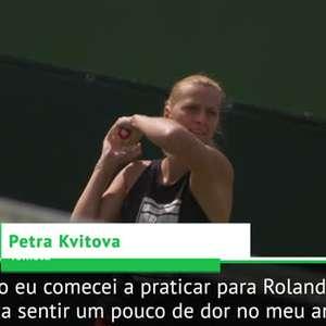 TÊNIS: Roland Garros: Kvitova abandona torneio: ...