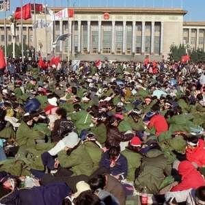 Como a China 'apagou da memória' o Massacre da Praça da ...