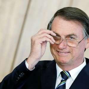 """""""Por mim, eu botaria 60 (pontos)"""", diz Bolsonaro sobre CNH"""