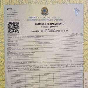 Brasileiro deportado teve nova certidão emitida em março