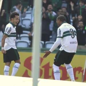 Em baixa na Série B, Guarani e Coritiba se enfrentam em ...