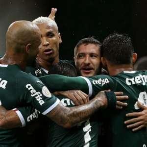 Líder, Palmeiras tem campanha melhor que Barcelona e ...