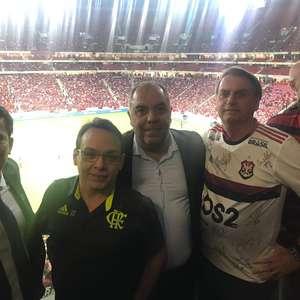 """Bolsonaro e Moro expõem Flamengo dividido entre """"relação ..."""