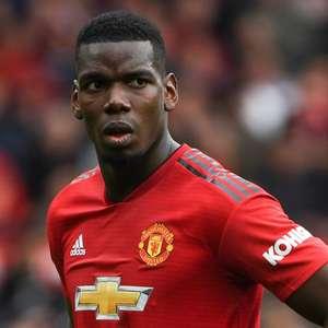 """Pogba indica saída do Manchester United: """"Pode ser a ..."""