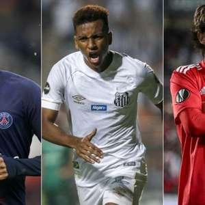 Neymar, Rodrygo, João Félix... o vaivém europeu desta ...