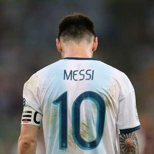 """Ex-Corinthians detona Messi: """"Sua vez de ficar caladinho"""""""