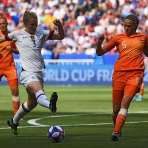 Estados Unidos vencem Holanda e conquistam o tetra na França