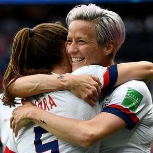 Estrelas da seleção dos EUA lançam marca de roupas sem ...