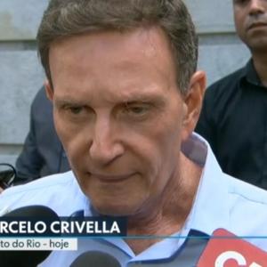 Prefeito do Rio quer tirar da Globo o monopólio do Carnaval