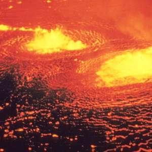 Lago de lava imenso e super-raro é descoberto na região ...