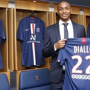 PSG anuncia contratação do zagueiro Diallo, ex-Borussia ...