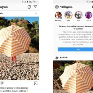 Instagram começa teste no Brasil para esconder curtidas ...
