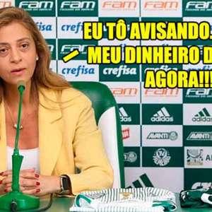 Palmeiras é alvo das zoeiras após eliminação na Copa do ...