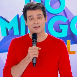 Celso Portiolli comemora 25 anos no SBT e faz revelação ...