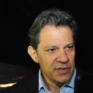 Haddad diz que não vai ser candidato a prefeito de São Paulo