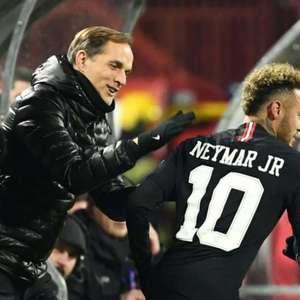 Thomas Tuchel, sobre Neymar: 'É nosso jogador, quero que ...