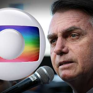 Acabou a frágil trégua entre os 'inimigos' Bolsonaro e Globo