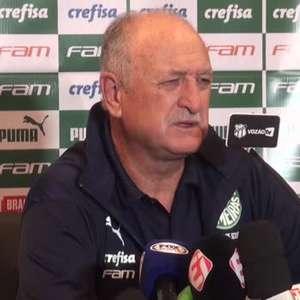 PALMEIRAS: Felipão já demonstra preocupação com derrotas ...