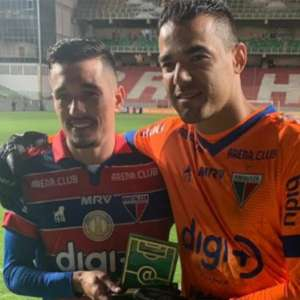 Atlético 2x2 Fortaleza teve golaço contra, redenção e ...