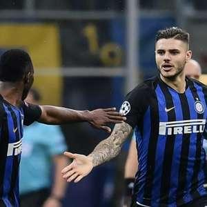 Ancelotti vê com bons olhos Icardi no Napoli e ...