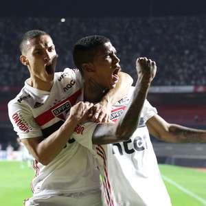 Graças a Cuca, São Paulo goleia a Chape e vai à 5ª colocação
