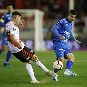 River perde pênalti no último minuto e empata com o Cruzeiro