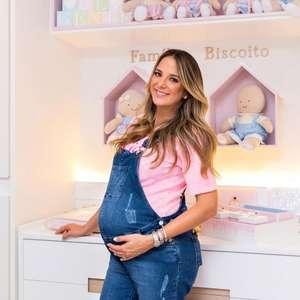 Ticiane Pinheiro inova na decoração do quarto da filha