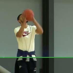 NBA: Simmons empolgado com o novo 76ers