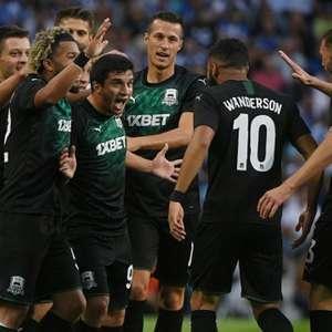 Porto perde em casa para o Krasnodar, e está fora da ...