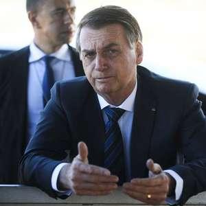 """Bolsonaro sobre indicação para a PF: """"Quem manda sou eu"""""""