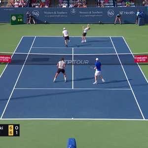 ATP Cincinnati: J. Murray e Skupski vencem Lopez e ...