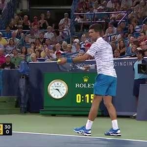 ATP Cincinnati: Djokovic vence Pouille (7-6, 6-1) - ...
