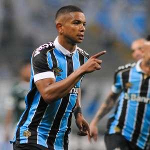 Palmeiras cede empate ao Grêmio e perde vice-liderança